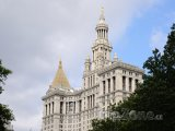 New York, Manhattan Municipal Building
