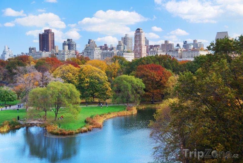 Fotka, Foto Newyorský Central Park (New York, USA)