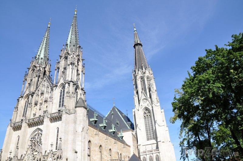 Fotka, Foto Olomouc, katedrála sv. Václava (Česká republika)