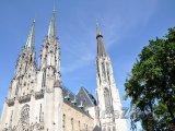 Olomouc, katedrála sv. Václava