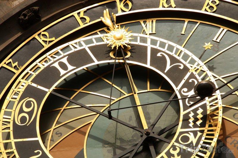 Fotka, Foto Orloj na Staroměstském náměstí (Praha, Česká republika)