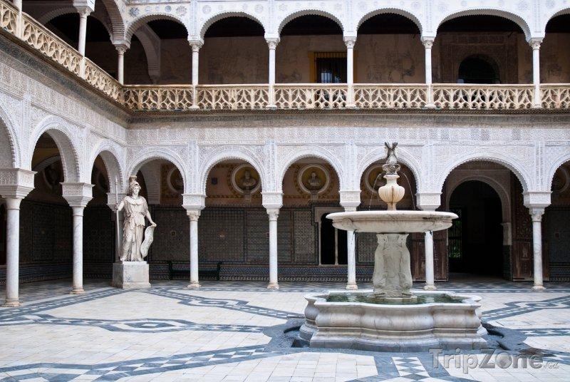 Fotka, Foto Palác Casa Pilatos (Sevilla, Španělsko)