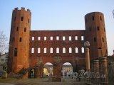 Palácové věže
