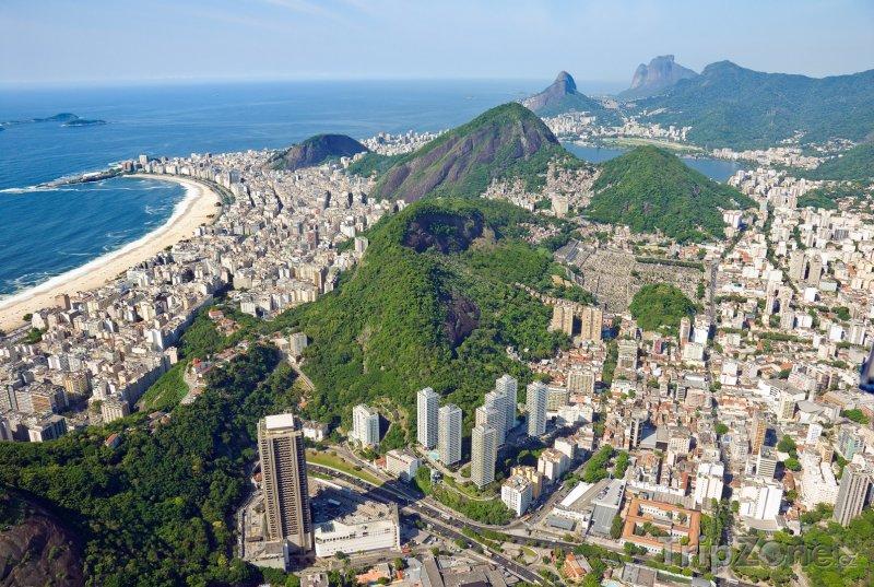 Fotka, Foto Panoráma (Rio de Janeiro, Brazílie)