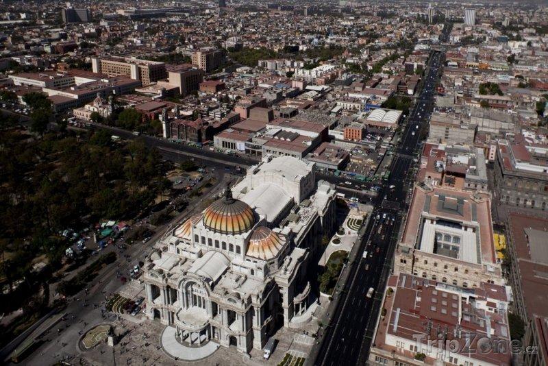 Fotka, Foto Panoráma (Mexico City, Mexiko)