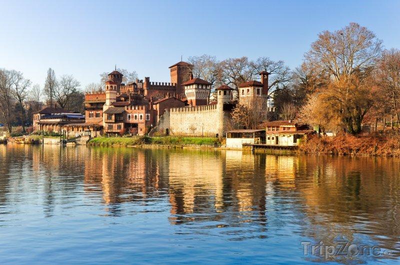 Fotka, Foto Parco del Valentino (Turín, Itálie)