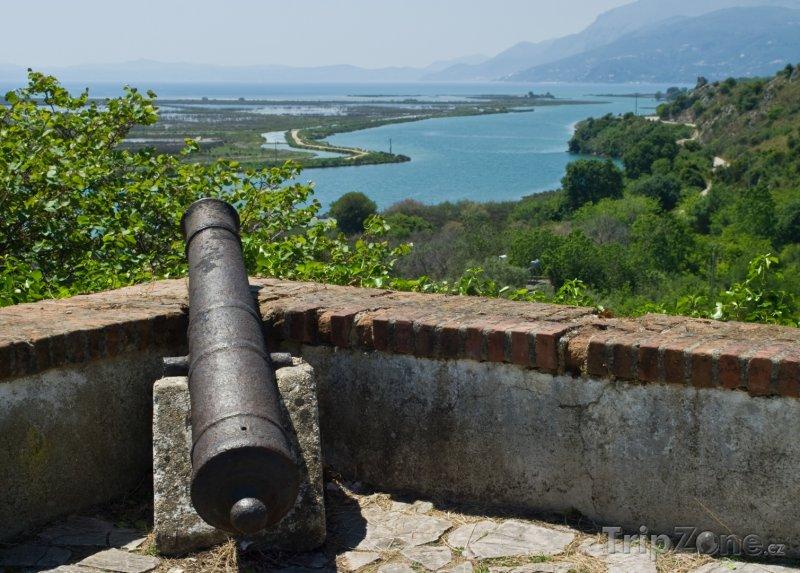 Fotka, Foto Pevnost Butrint (Albánie)
