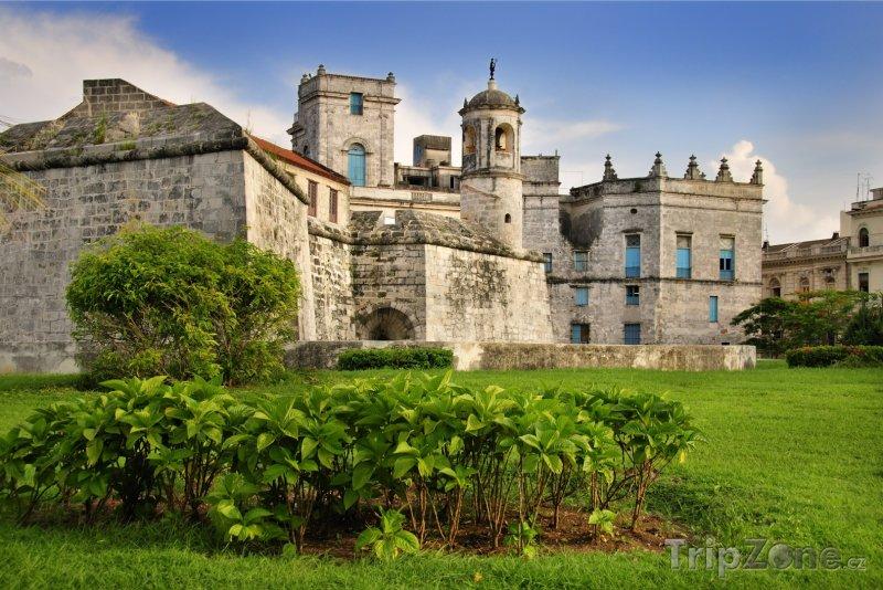 Fotka, Foto Pevnost Castillo de Real Fuerza (Havana, Kuba)