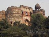 Pevnost Purana Qila