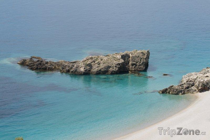 Fotka, Foto Pláž Jala (Albánie)