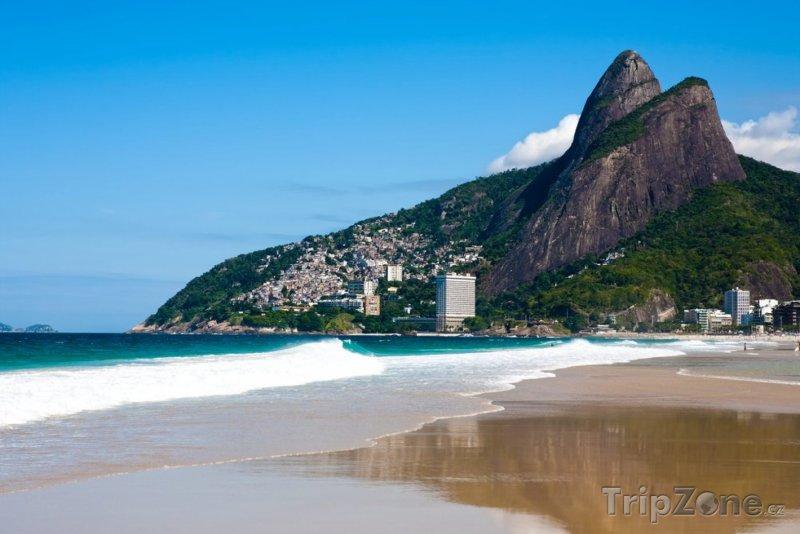 Fotka, Foto Pláž Leblon (Rio de Janeiro, Brazílie)