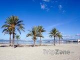 Pláž Platja de Palma