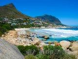 Pláž u Kapského města