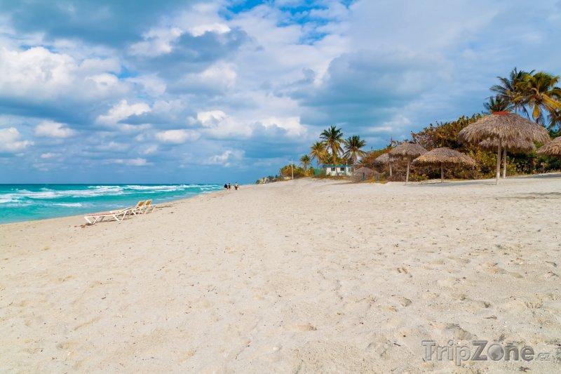 Fotka, Foto Pláž v rezortu Varadero na severu Kuby (Kuba)