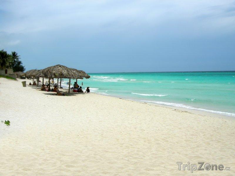 Fotka, Foto Pláž v rezortu Varadero (Kuba)