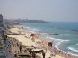 Pláž v Tel Avivu