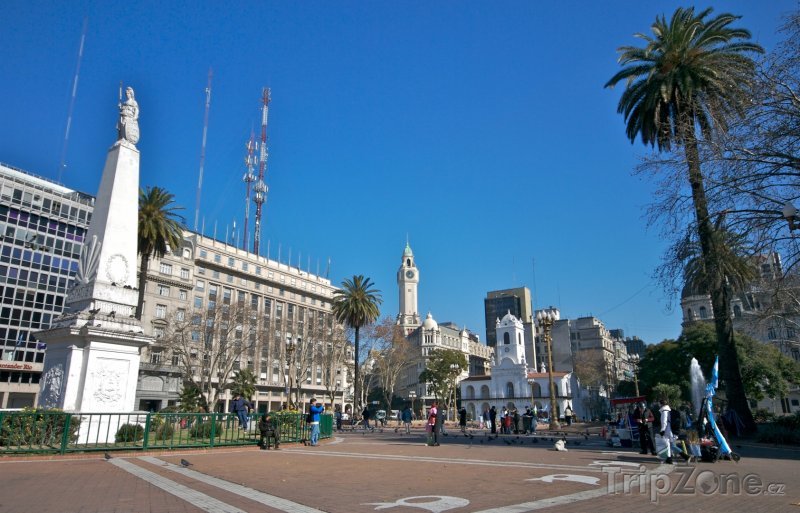 Fotka, Foto Plaza de Mayo (Buenos Aires, Argentina)
