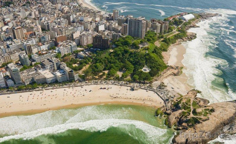 Fotka, Foto Pobřeží Ria de Janeira (Brazílie)