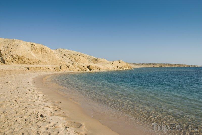 Fotka, Foto Pobřeží v Národním parku Ras Mohamed (Sinaj, Egypt)