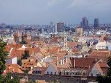 Pohled na Bratislavu