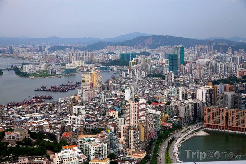 Fotka, Foto Pohled na Macao (Čína)