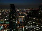 Pohled na noční město