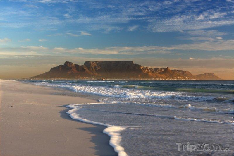 Fotka, Foto Pohled na Stolovou horu (Jihoafrická republika)