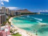 Pohled na Waikiki Beach Resort