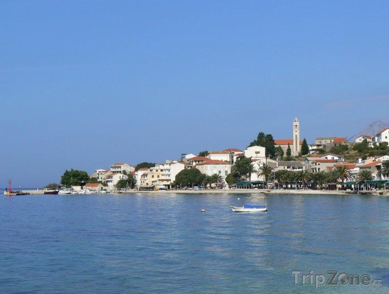 Fotka, Foto Přímořské středisko Gradac (Chorvatsko)