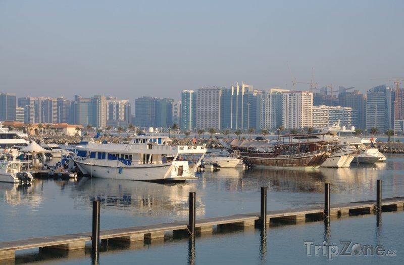Fotka, Foto Přístav (Abú Dhabí, Spojené arabské emiráty)