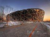 Ptačí hnízdo - Pekingský národní stadion
