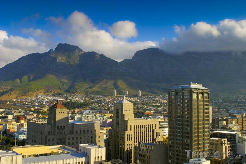 Fotka, Foto Radnice v Kapském městě (Kapské město, Jihoafrická republika)