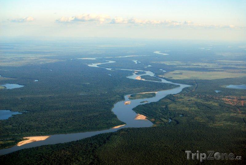 Fotka, Foto Řeka Araguaia (Brazílie)