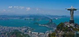 Rio de Janeiro, socha Krista