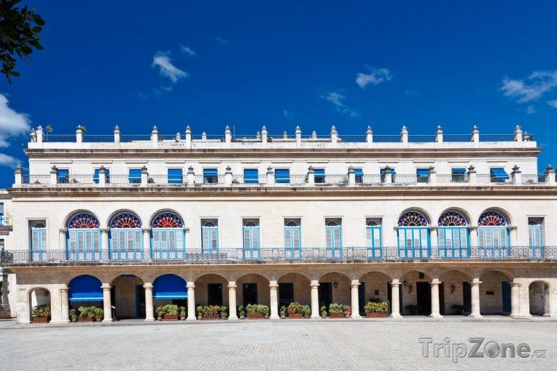 Fotka, Foto Romantický hotel Santa Isabel (Havana, Kuba)