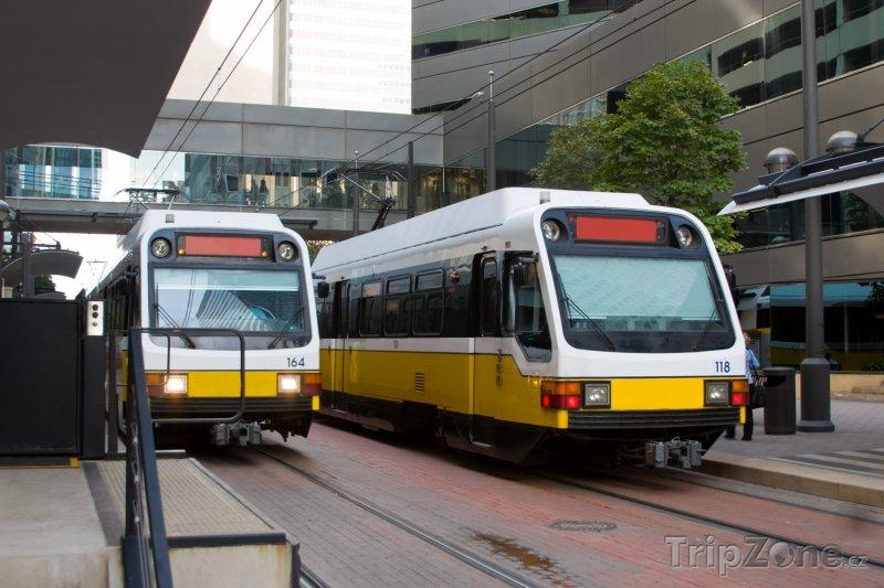 Fotka, Foto Rychlodrážní tramvaje (Dallas, USA)