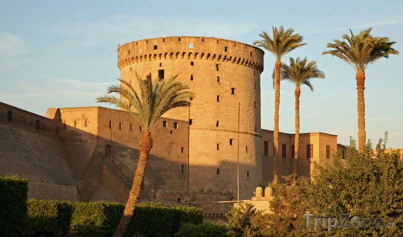 Fotka, Foto Saladinova pevnost (Káhira, Egypt)
