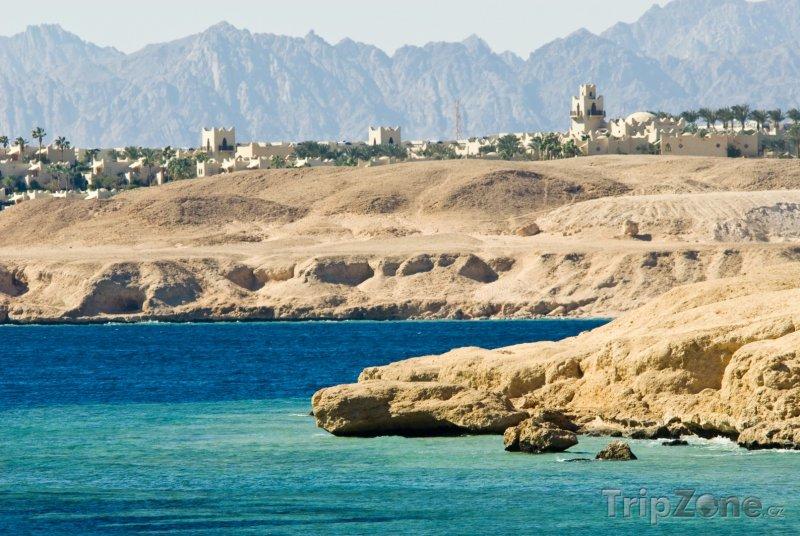 Fotka, Foto Skalnaté pobřeží (Sharm El Sheikh, Egypt)