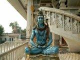 Socha hinduistického boha Šivy