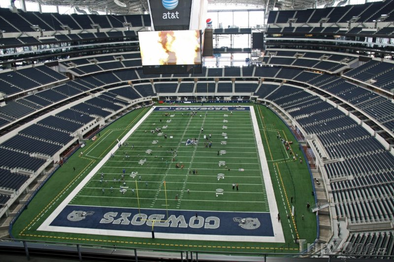 Fotka, Foto Stadion Dallas Cowboys (Dallas, USA)