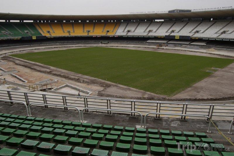 Fotka, Foto Stadion Maracanã (Rio de Janeiro, Brazílie)