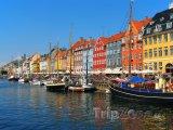 Starý přístav Nyhavn
