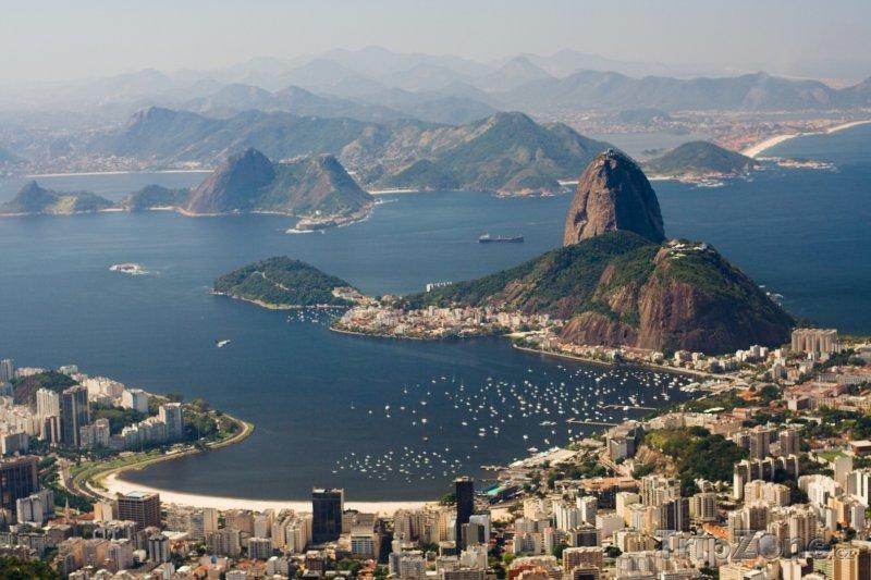 Fotka, Foto Sugarloaf Mountain (Brazílie)