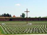 Terezín, Národní hřbitov před Malou pevností