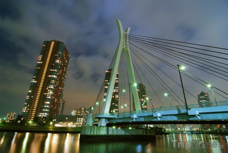 Fotka, Foto Tokijská architektura (Tokio, Japonsko)