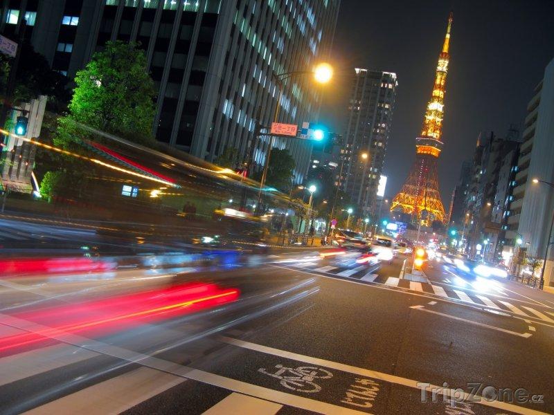 Fotka, Foto Tokyo Tower (Tokio, Japonsko)
