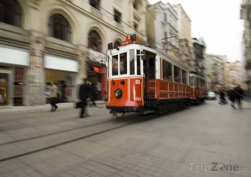 Fotka, Foto Tramvaj (Istanbul, Turecko)