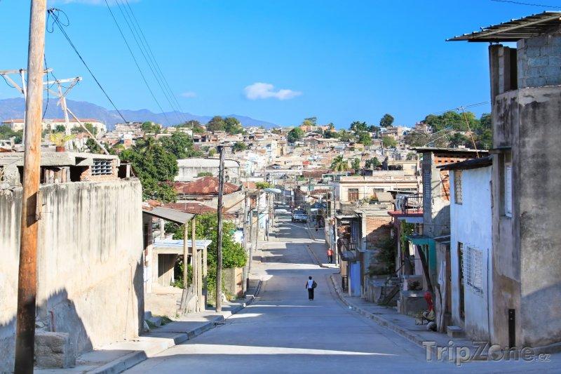 Fotka, Foto Ulice Santiago de Cuba (Havana, Kuba)