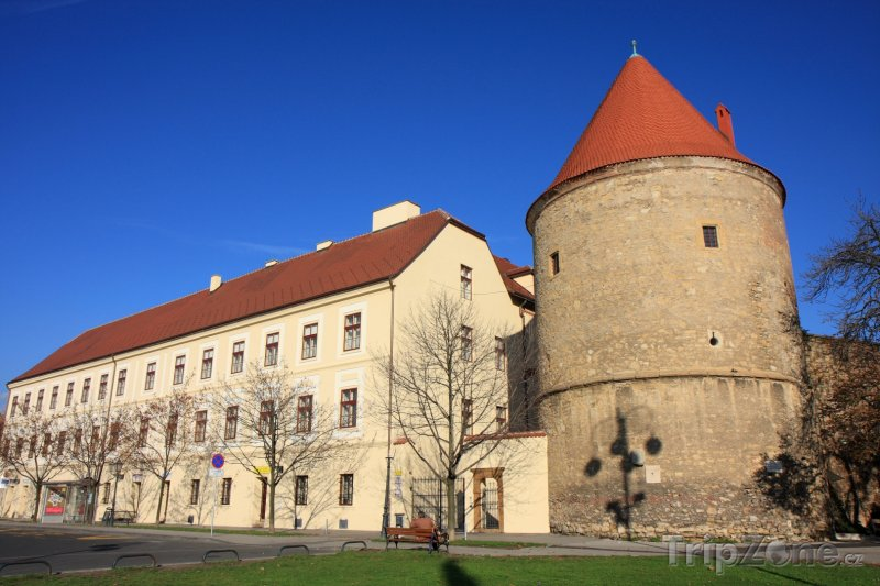 Fotka, Foto Věž v části Kaptol (Záhřeb, Chorvatsko)