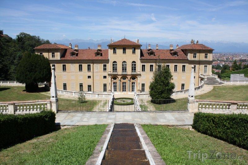 Fotka, Foto Villa della Regina (Turín, Itálie)